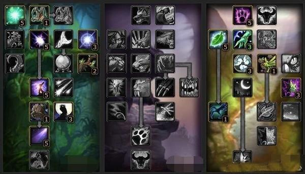 魔兽世界怀旧服天赋图片9