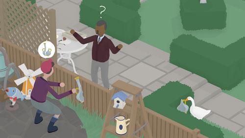 《捣蛋鹅》游戏截图3