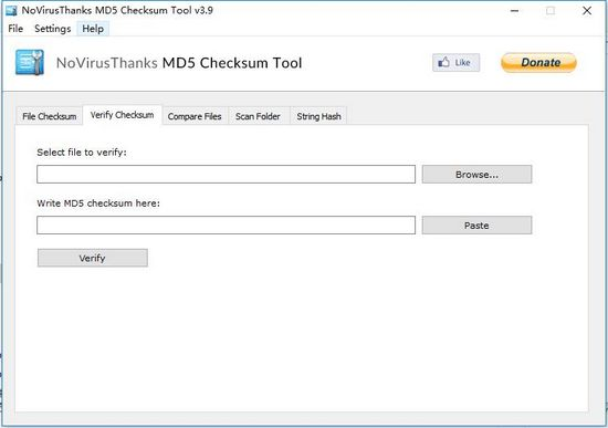 MD5 Checksum Tool图片