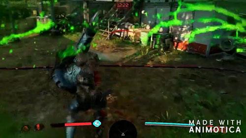 《铁血战士:猎场》游戏截图4