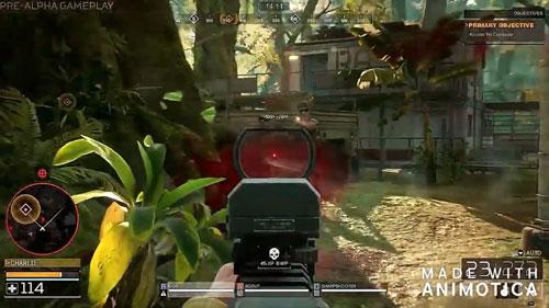 《铁血战士:猎场》游戏截图6