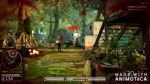 《铁血战士:猎场》游戏截图8