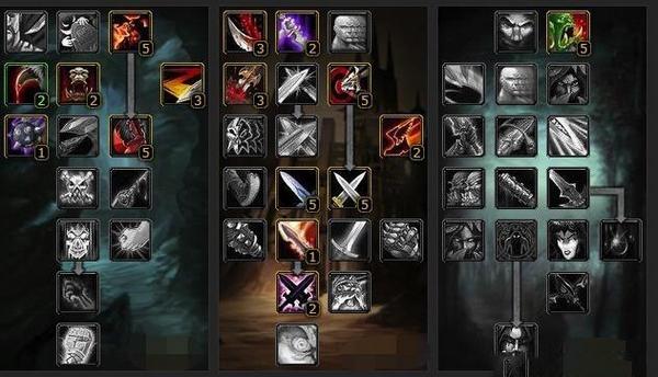 魔兽世界怀旧服天赋图片3