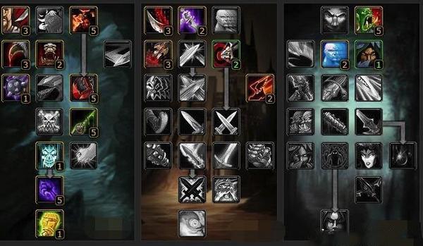 魔兽世界怀旧服天赋图片7