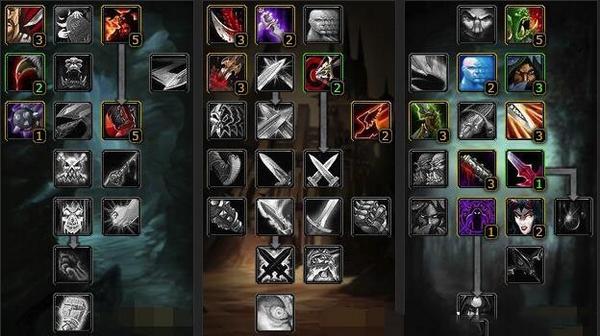 魔兽世界怀旧服天赋图片6