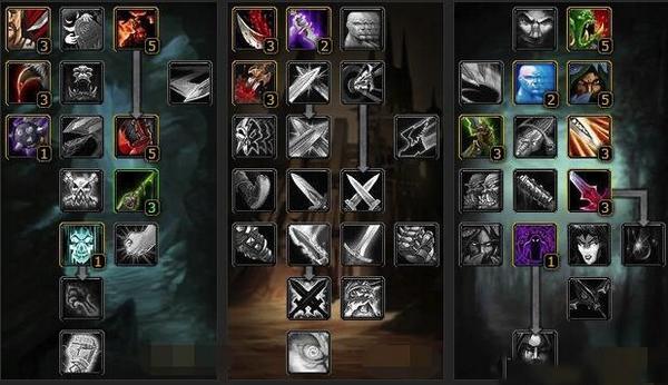 魔兽世界怀旧服天赋图片5