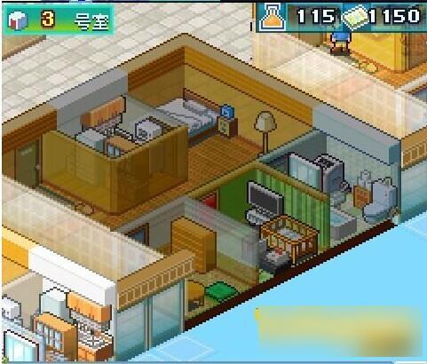住宅梦物语完美房间攻略