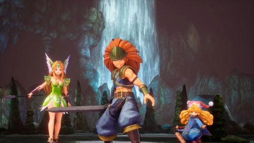 《圣剑传说3:重制版》游戏截图8
