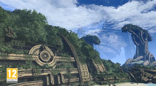 《异度神剑终极版》游戏截图3