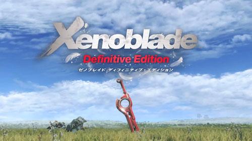 《异度神剑终极版》游戏截图1