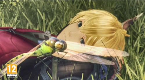 《异度神剑终极版》游戏截图5