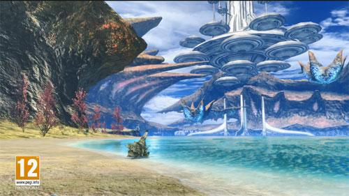 《异度神剑终极版》游戏截图4