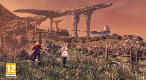 《异度神剑终极版》游戏截图8