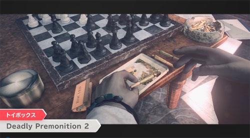 《致命预感2》游戏截图1