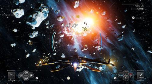 《永恒空间2》游戏截图