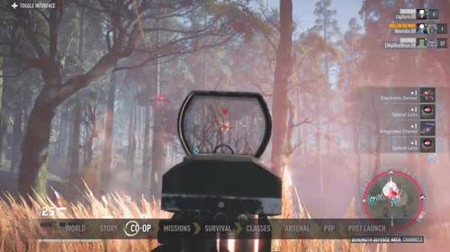 《幽灵行动:断点》游戏截图5