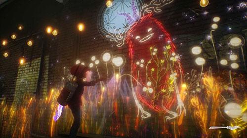 《壁中精灵》游戏截图