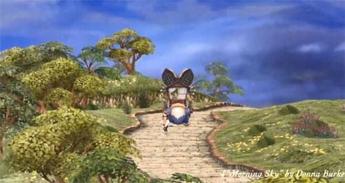 《最终幻想水晶编年史》游戏截图1