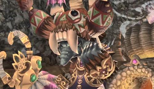《最终幻想水晶编年史》游戏截图4