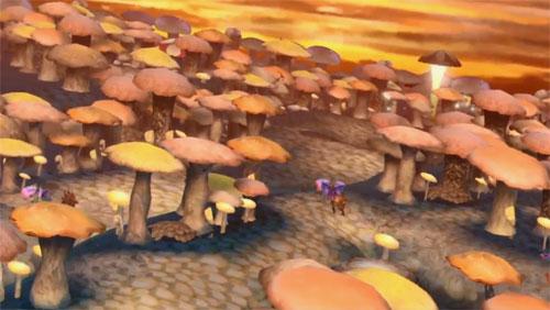 《最终幻想水晶编年史》游戏截图2