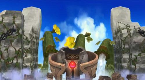 《最终幻想水晶编年史》游戏截图3