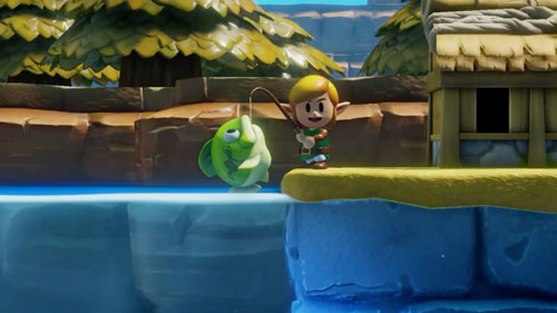 《塞尔达传说:织梦岛》游戏截图6