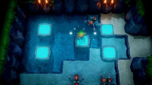 《塞尔达传说:织梦岛》游戏截图5