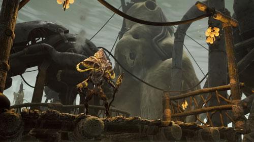 《遗迹:灰烬重生》游戏截图6
