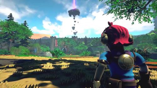 《骑士之旅》游戏截图2