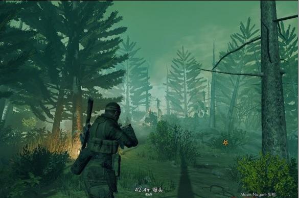 僵尸部队三部曲丧尸森林攻略9