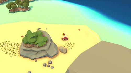 《落难航船》游戏截图5