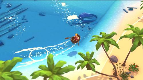 《落难航船》游戏截图3