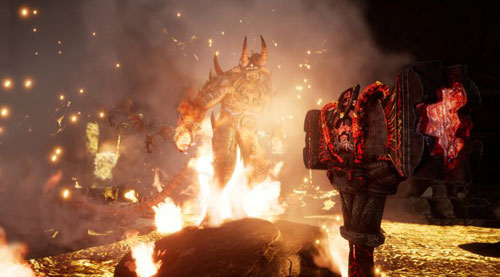 《堡垒:火焰之炼》游戏截图