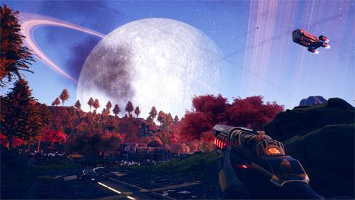 《天外世界》游戏截图6