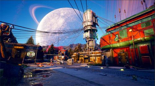 《天外世界》游戏截图7