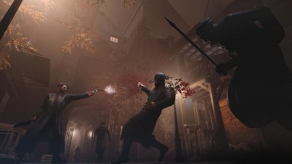 Vampyr游戏截图