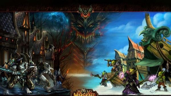 魔兽世界怀旧服图片2