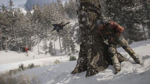 《使命召唤16》游戏截图2