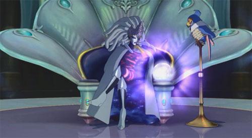 《二之国白色圣灰的女王》游戏截图8