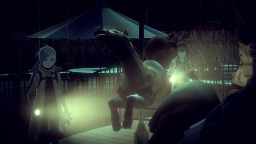 《AI:梦境档案》游戏截图1