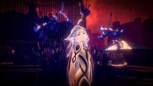 《AI:梦境档案》游戏截图4