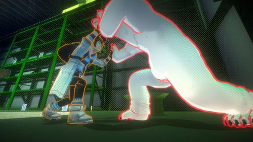 《AI:梦境档案》游戏截图5