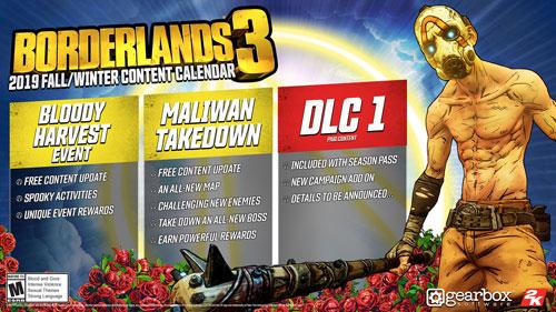 《无主之地3》游戏截图1