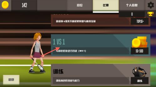 羽毛球高高手联机2