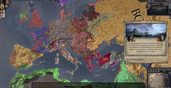 十字军之王2游戏画面4