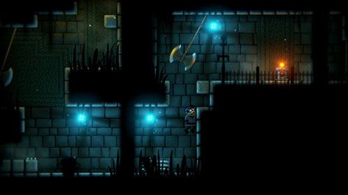 《罗比与神秘之球》游戏截图4