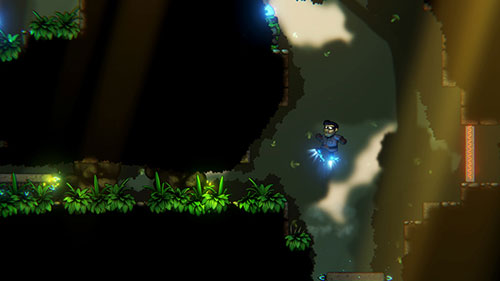 《罗比与神秘之球》游戏截图3