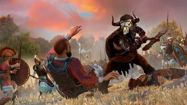 全面战争传奇特洛伊游戏图片2