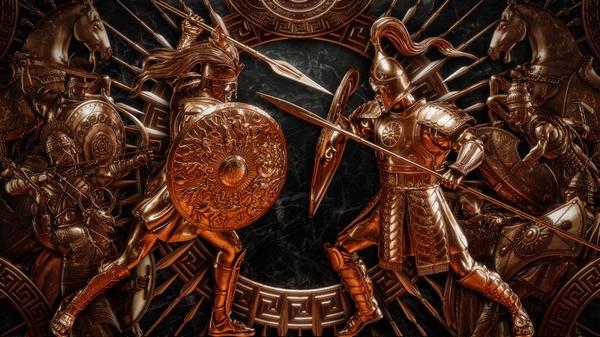 全面战争传奇特洛伊游戏图片3