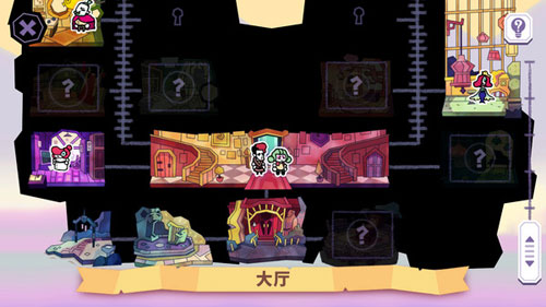 《Tangle Tower》游戏截图5